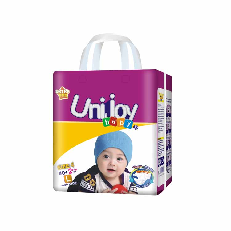 Unijoy Economical Extra Dry Baby Diaper